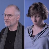 Anthologie vidéo : Pierrine Poget et Patrice Duret