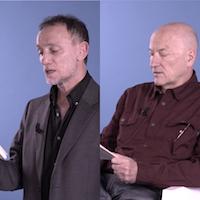 Anthologie vidéo : Cesare Mongodi et Olivier Beetschen