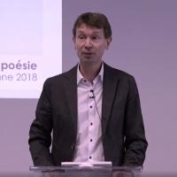 Pourquoi la HEP-Vaud défend-elle la poésie ?