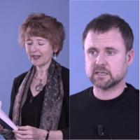 Anthologie vidéo : Laurence Verrey et Sylvain Thévoz